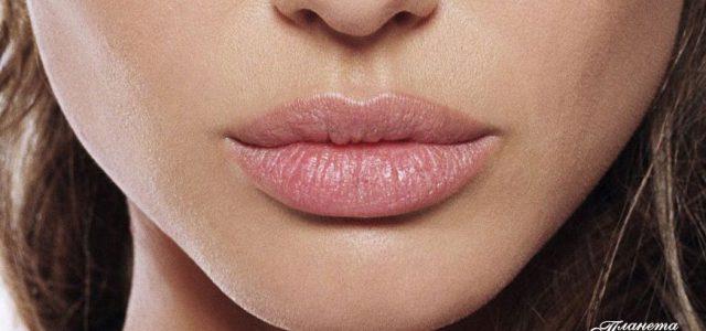 5 минут для молодости губ